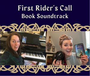First Rider's Call Book Soundtrack
